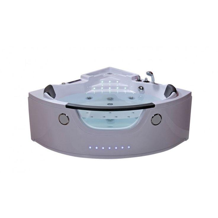 En exclusivité chez COSY TENDANCE cette baignoire balnéo d'angle led dotée de 42 jets hydromassnts avec cascade Led à débordement aux dimensions généreuses alliant chromathérapie composée de 7 couleurs différentes pour vous apporter détente et bien-être.https://www.cosy-tendance.com/baignoire-balneo-d-angle-pas-cher/1031-baignoire-hypnose-78-15015060-cm-3700898561832.html
