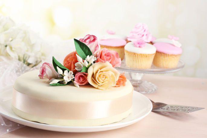 Was darf eine Hochzeitstorte kosten? Hier eine kleine Preisübersicht