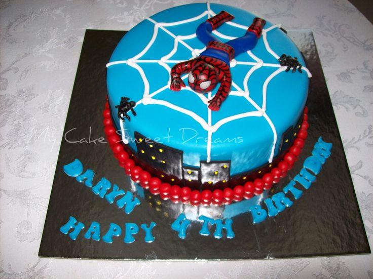 Th Birthay Cakes For Boys