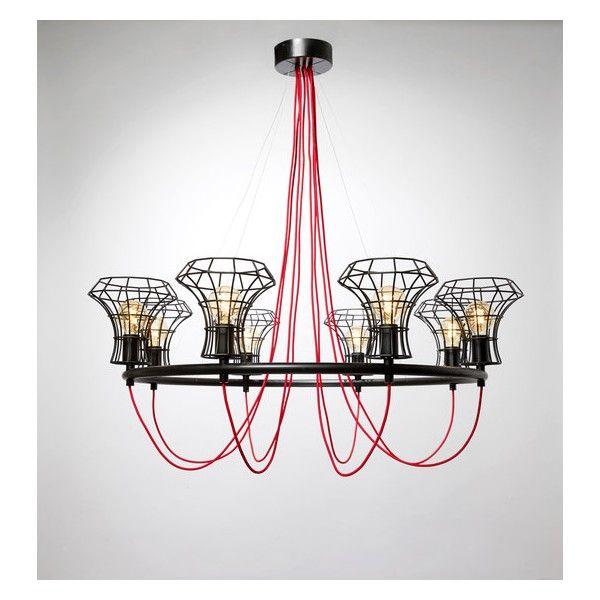 Queen Cage - Lampadari moderni
