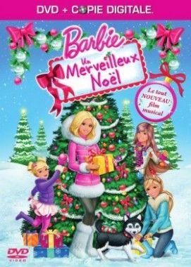 Synopsis du film: Alors qu'elles sont bloquées dans une campagne enneigée, Barbie et ses petites sœurs devaient organiser et préparer les fêtes de Noël en