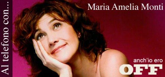 """La """"Scena"""" ironica di Maria Amelia"""