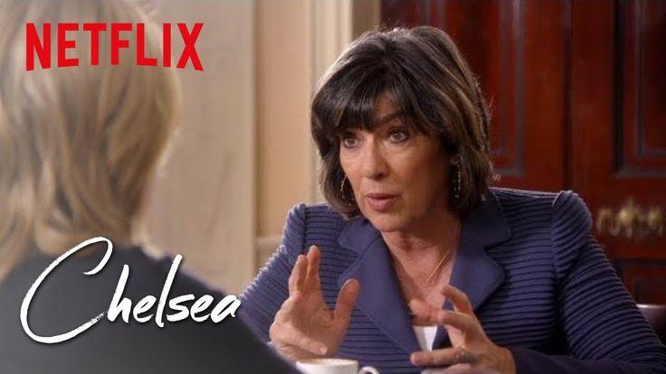 Christiane Amanpour (Full Interview)   Chelsea   Netflix