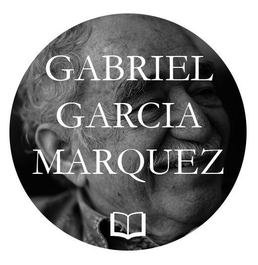 Gabriel Garcia Marquez by Paulo Ferreira, via Behance