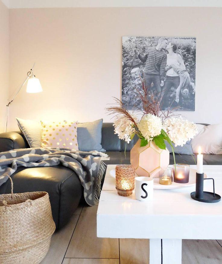 1159 best Wohnzimmer \/ Living Room images on Pinterest - nordische wohnzimmer