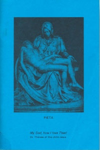My favorite Prayer book - The Pieta
