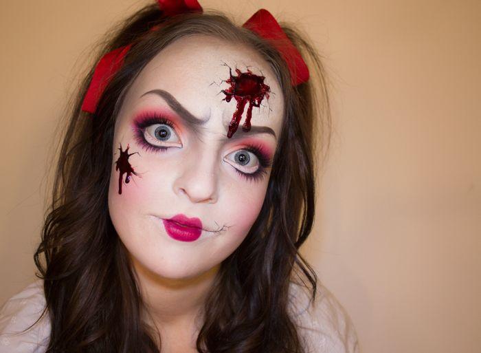77 best Bloody/psycho makeup images on Pinterest   Halloween ...