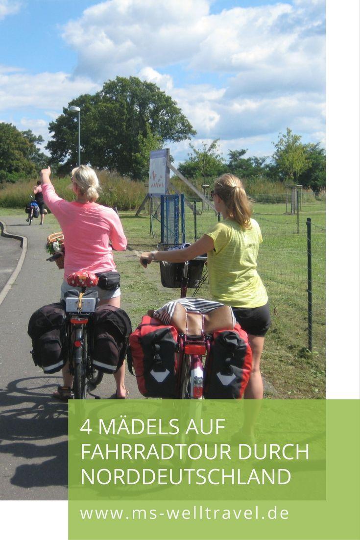 Fahrradtour in Norddeutschland. Hitzacker, Uelzen, Lüneburg. Tipps & Hotels auf der Strecke, sowie Aktivitäten u.a. die Jod Sole Therme in Bad Bevensen.