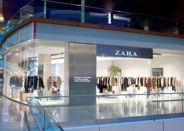 Zara abre en Londres una tienda física solo para comprar online
