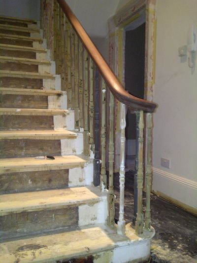 victorian staircase - Google Search