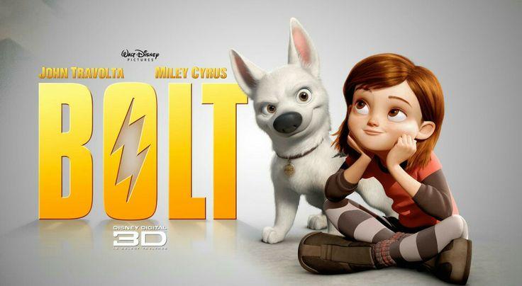 Bolt. 3d