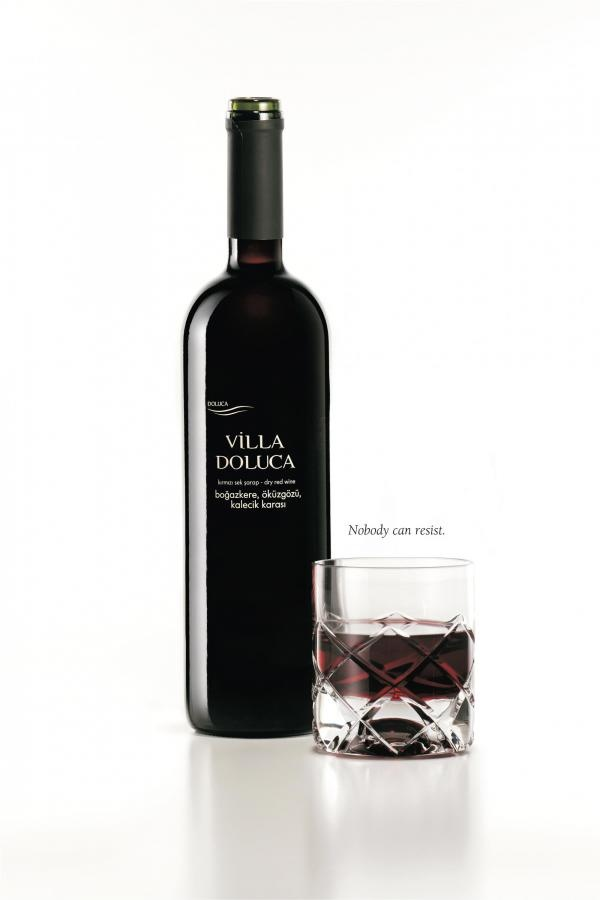 Doluca wine whiskey