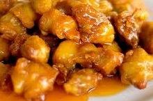 ⇒ Le nostre Bimby Ricette...: Bimby, Bocconcini di Pollo con Salsa all'Arancia Dukan