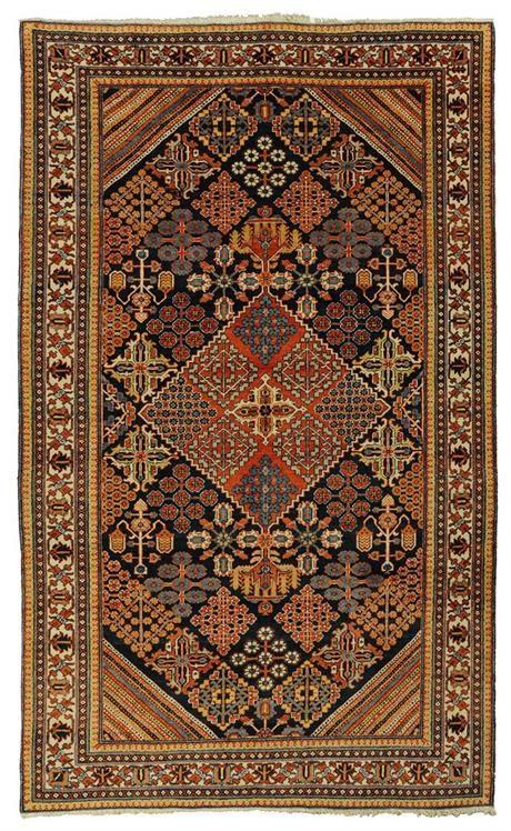608 Joshaqan 2,16 x 1,33 with typical joshaghan pattern