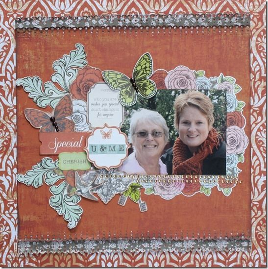 Kaisercraft - Honey Chai - Wendy Smith @ Anna's