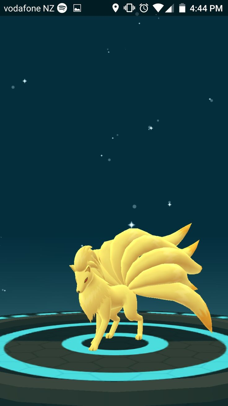 Got Ninetails so early!