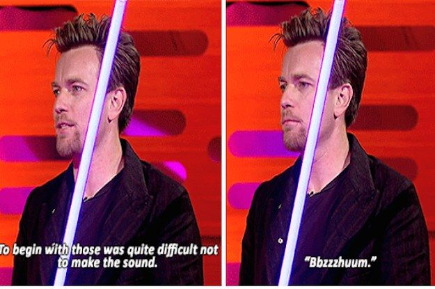 21 Times Ewan McGregor Was Adorable, Geeky, And Deeply Hot