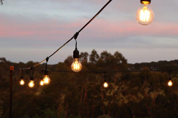 66 best festoon lighting outdoor string lights images on pinterest festoon lights outdoor string lights with hanging lamp holders aloadofball Gallery