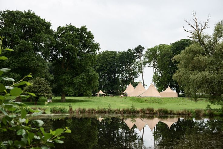 Pipewell Hall, an outdoor & tipi wedding venue in Northants (7)