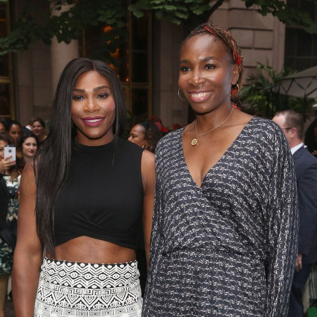 Serena And Venus Williams Give Back With Resource Center For Victims Of Violence. | ESSENCE.com