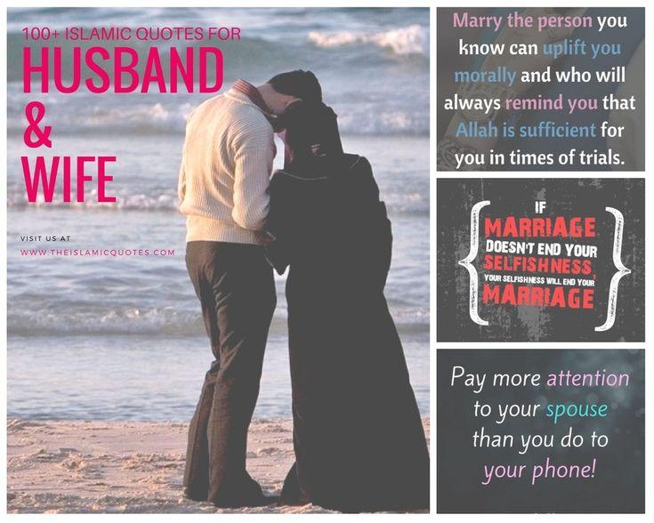 128 Melhores Imagens De Islamic Quotes On Husband Wife No -3860