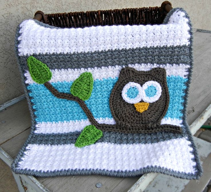 Owl Baby Blanket Lovey Size Grey Aqua Baby Shower Gift Gender Neutral Ready to Ship by abbycove on Etsy https://www.etsy.com/listing/183467435/owl-baby-blanket-lovey-size-grey-aqua