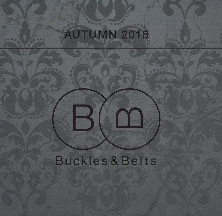 Buckles & Belts - Belt/Gürtel - New Autumn Collection 2016 - Design in SWITZERLAND made in ITALY https://www.facebook.com/BucklesBelts