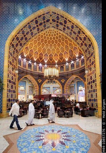 10857276, la ciudad de Dubai, Ibn Battuta Mall, persa st