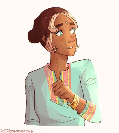 Human indian Pearl