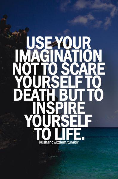 wyobraźnia, inspiracja, cytat, Adele Brookman