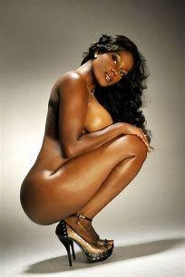 ebonys noir nu Nude Ebony filles vidéos