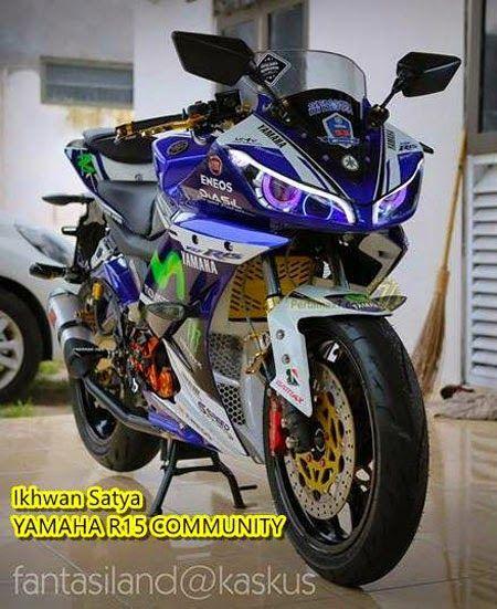 R15 Bike Wallpaper: 78+ Images About YAMAHA R15 V2.0 On Pinterest