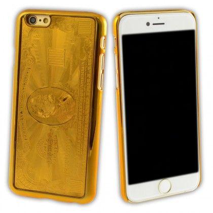 Coque Gold iPhone 6 - 1000 Dollars. Kas Design, Distributeur de produits High-tech