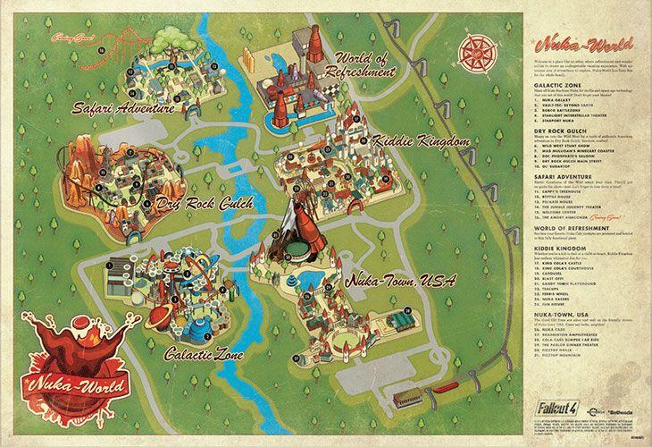 Fallout 4 – Take a Tour of Nuka-World | Bethesda.net