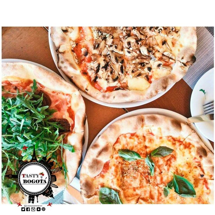 Pizzas  La rucula  Lisboa