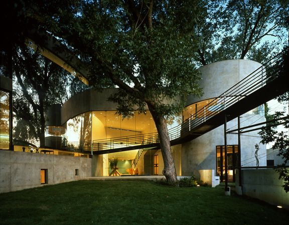 Turtle Creek House   Dallas, Texas  1987/1993