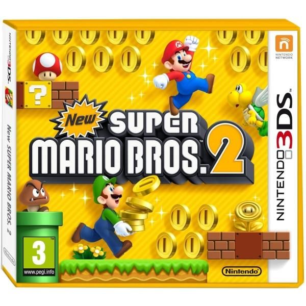 New Super Mario Bros 2 Game 3DS | http://gamesactions.com shares #new #latest #videogames #games for #pc #psp #ps3 #wii #xbox #nintendo #3ds