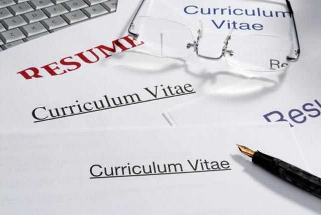 What S The Difference Between A Resume And A Curriculum
