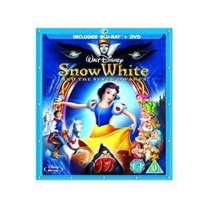 Snow White And The Seven Dwarfs: Diamond Edition - Combi Pack (2 Blu-Ray