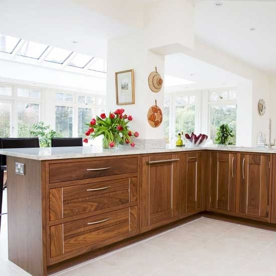 Open-plan kitchen extension | Kitchen extensions - 25 of the best | housetohome.co.uk