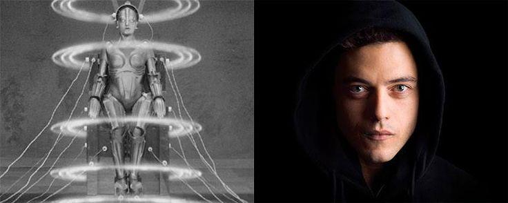 El creador de Mr. Robot prepara una miniserie basada en la película clásica de ciencia ficción 'Metrópolis'  Noticias de interés sobre cine y series. Noticias estrenos adelantos de peliculas y series