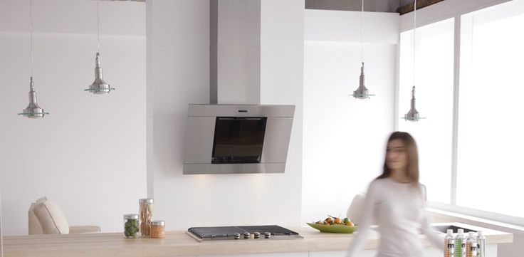 "the ""PUCCINI"" by elica range hoods"
