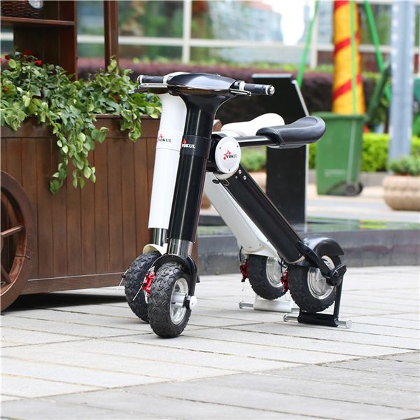 Do you kown this is the most fashionable electric folding scooter bike at 2016. i can sure people gona to be like it without condition.