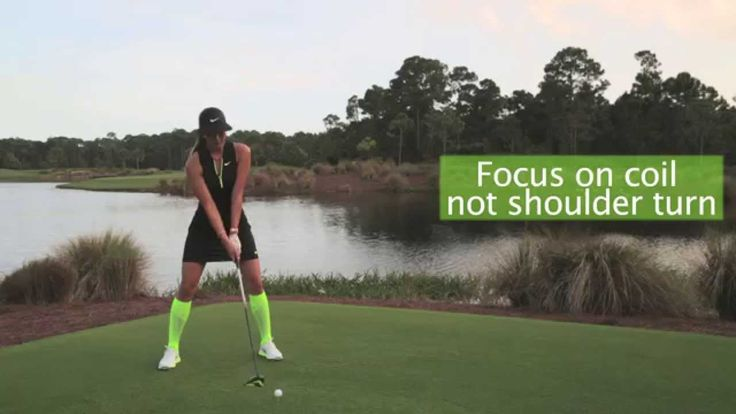 Michelle Wie: 3 Swing Thoughts for Better Drives | GOLF.com