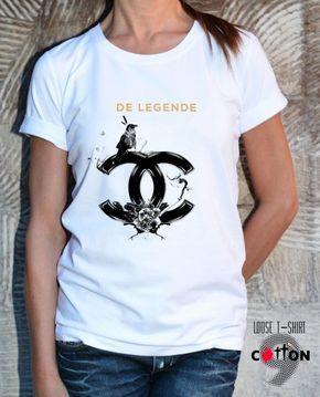 0c42f91f8 Fashion T-Shirts – Page 5 – EUGORIA Shop   lizzete en 2019   Camisetas