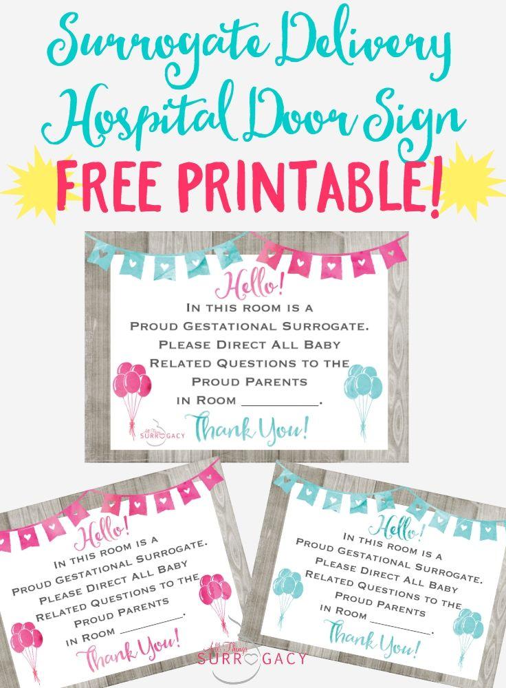25+ best ideas about Hospital Door Signs on Pinterest ...