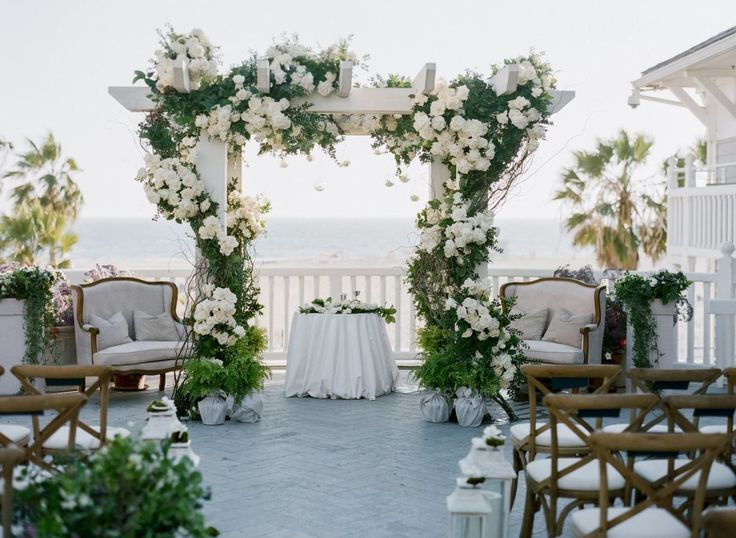 Outdoor Wedding Flower Ideas For A Beach Wedding: 1000+ Images About OUTDOOR WEDDING CEREMONY, AISLE