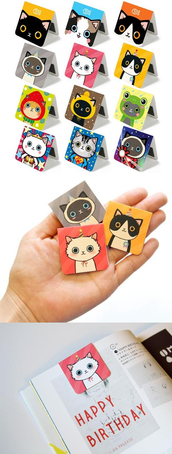 These kitties have assembled to save your book, pages, and your reading experience!