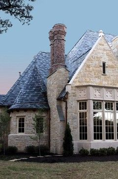 Tudor traditional exterior...my very FAV style home...Tutor