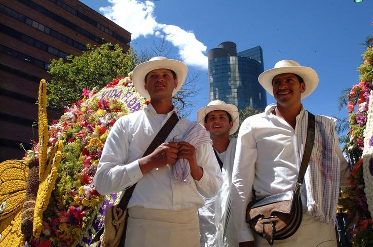 Feria de las flores #Silleteros #Medellin